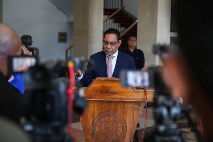 PGR Hasoru Autoridade RI Ko'alia Kona Ba Kazu Droga Involve Kazal TimorOan