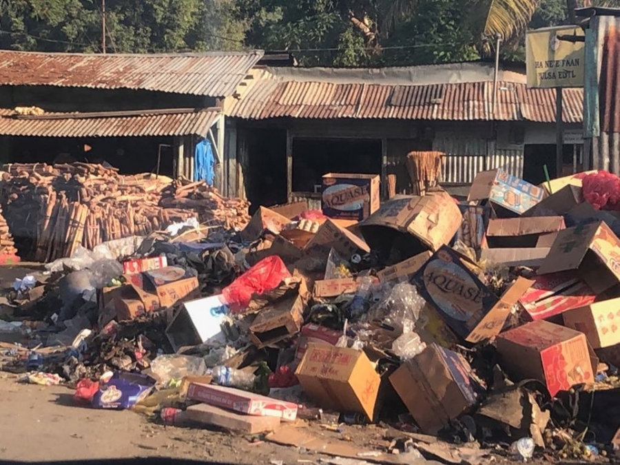 Impaktu Duadesimu: Munisípiu Dili Hapara Traballadór 140