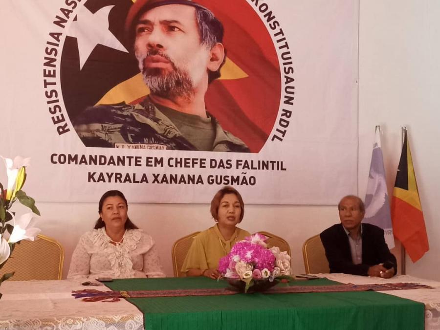 Prevene Krime Organizadu iha TL, Angela Husu Kaputura Uluk Naimori
