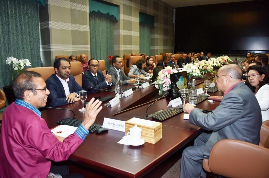 PM Taur Husu Membru Governu Hein Menutu Ikus Kaer Ukun