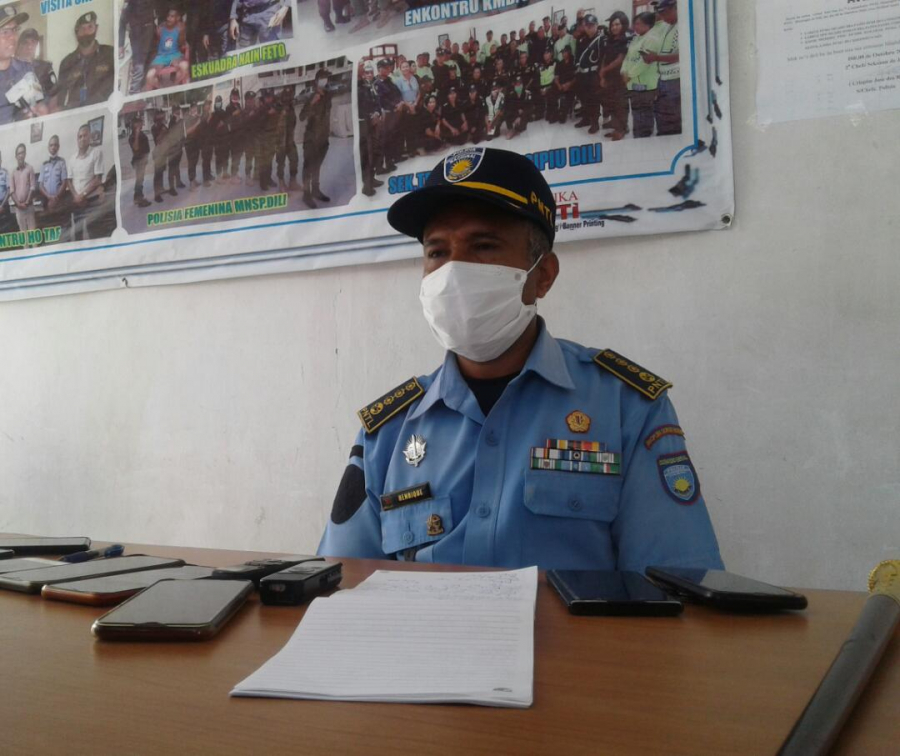 PNTL Dili Rejísta Kazu Insidente 55, 38 Tama Prosesu Kriminál