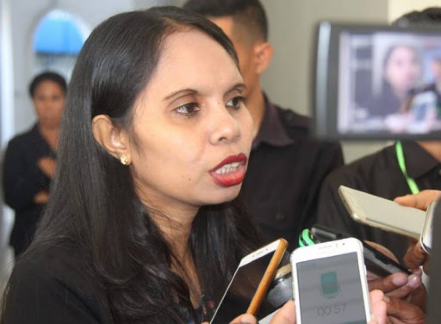 CNRT Ejize MP Notifika Deputada Angelina ba Denunsia Krime