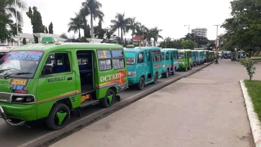 Governu Reativa Movimentu Transporte Públiku