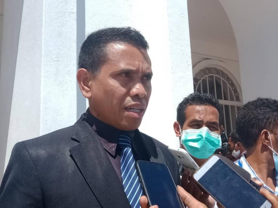 Tempu Badak, 'Tebe-Sai' Prezidente Autoridade no Administradór Postu