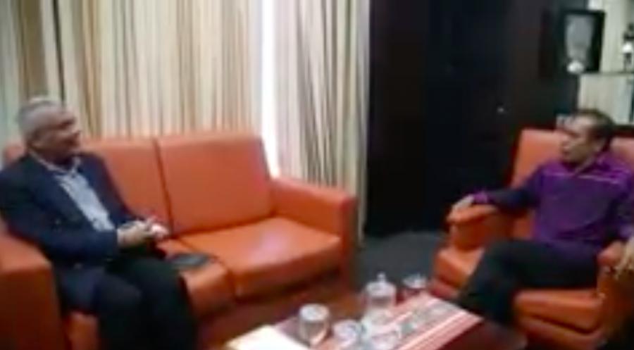 Ministru Indizitadu Rui Gomes Hasoru PM Taur