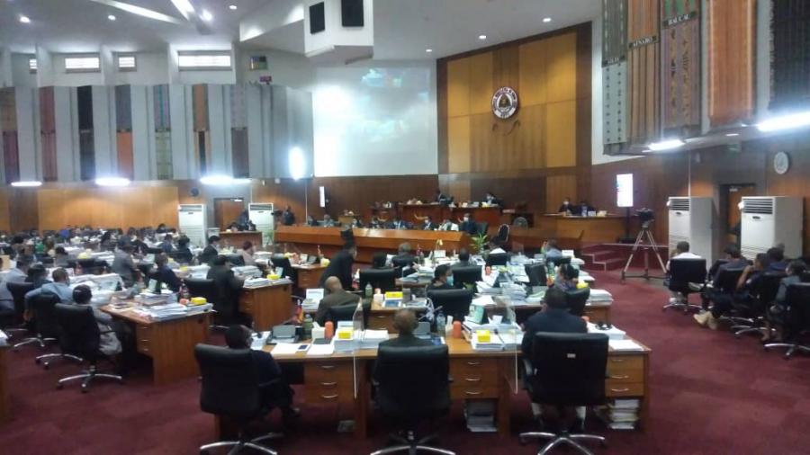 EE 11: Posibilidade Aplika ba Teritóriu Nasional, Atividade Hotu Taka