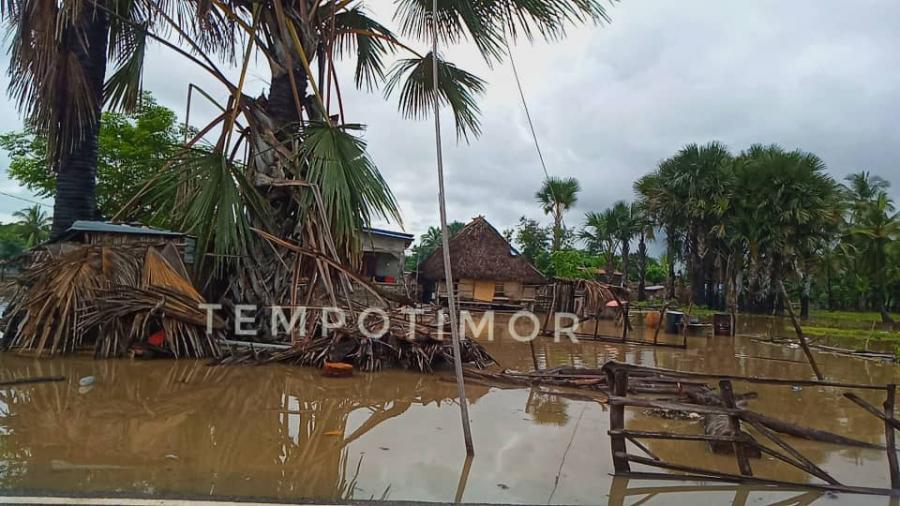 Inundasaun Posibilidade Halo Povu Uma Ka'in 20 iha Suailoro Hamlaha