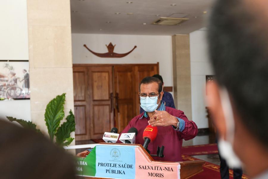 PM Taur Ameasa La Fó Projetu ba Emprezariu TL ne'ebé Investe iha Indonezia