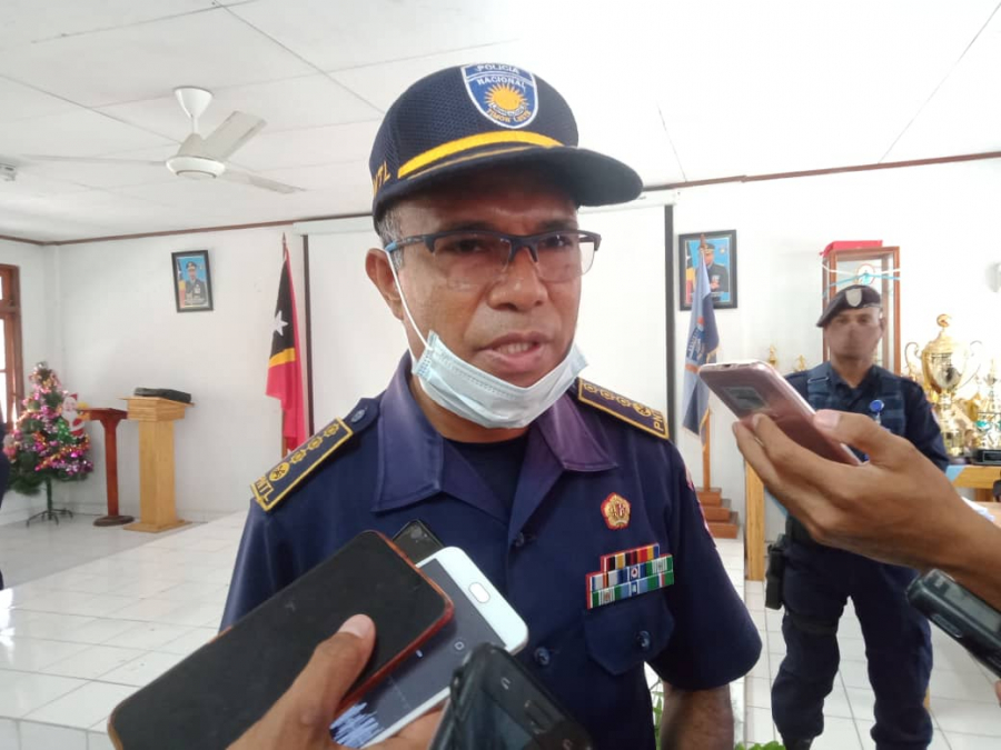 Deskonfia Tama Ilegál, PNTL Kaptura Sidadaun Na'in-Tolu