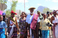 Xanana Tour East Timor With The Mission To Safe His People's Life From covid-19