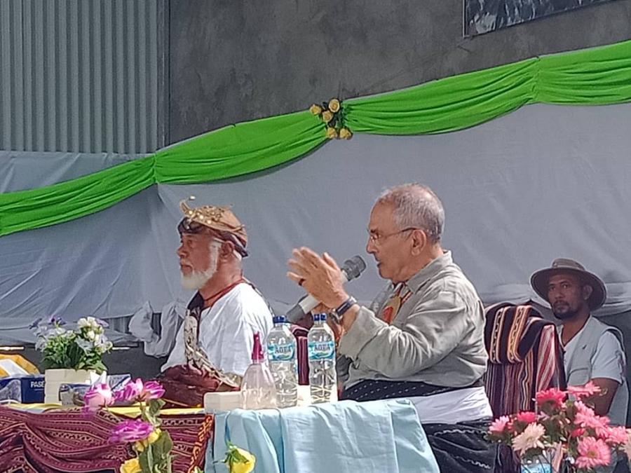 Horta: Xanana Nia Luta La'os Koñesidu de'it iha TL mais iha Mundu