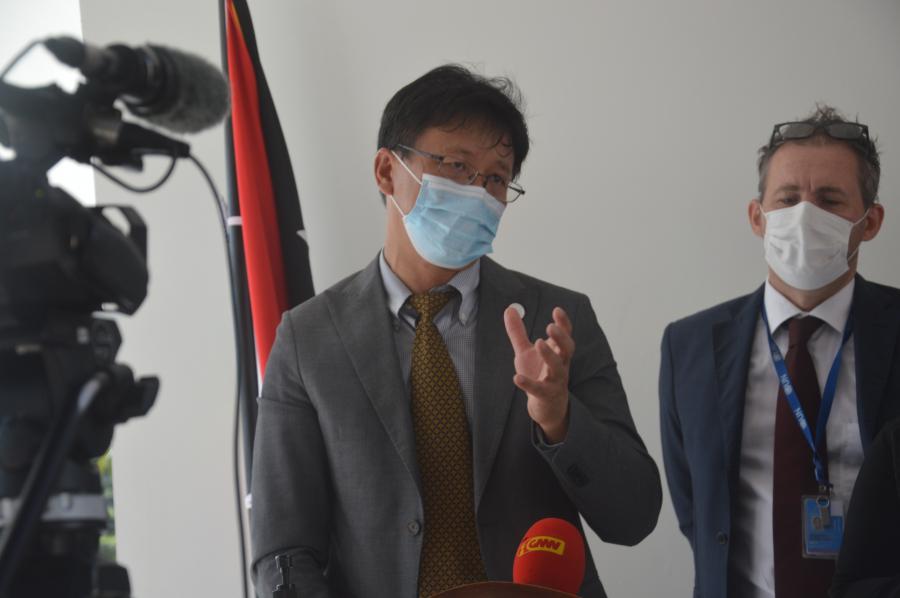 WFP Sei Kampaña Hahán Nutrisaun ba Munisípiu Lulik