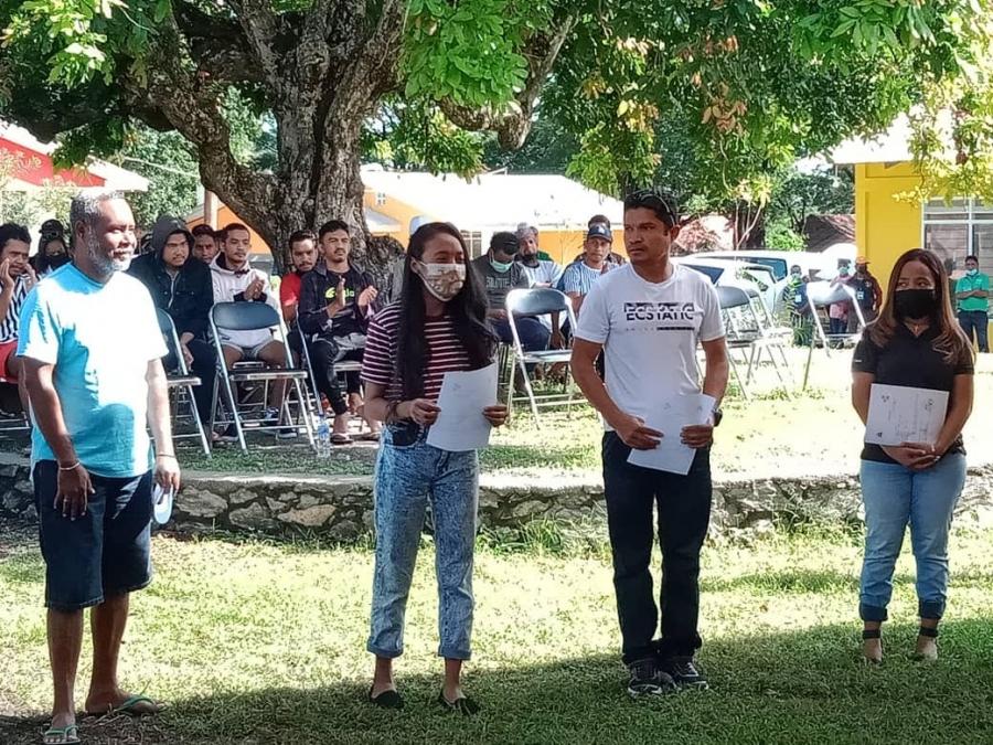 Timor-oan 52 sai tan husi Kuarentena, Simu Sertifikadu La'o Livre