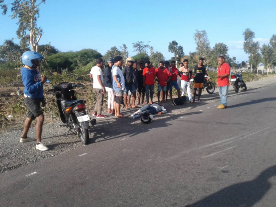 Motor ho Karau 'Soke Malu' Fatumetak, Rezulta Vítima Na'in 2