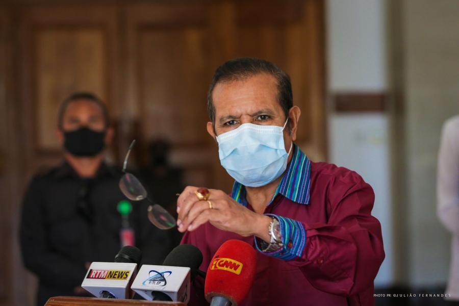 "PM Taur Ho Kriminaliza Difamasaun: ""Ha'u Uluk Funu Laos atu Ema Tolok"""