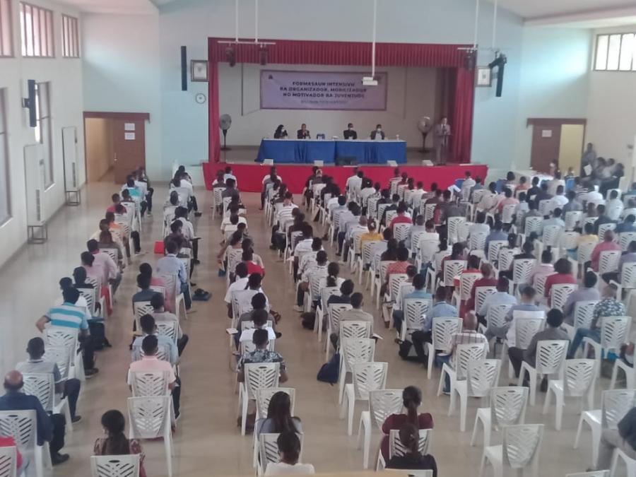 SEKoop Organiza Joven 200 Aprende Formasaun Kooperativa