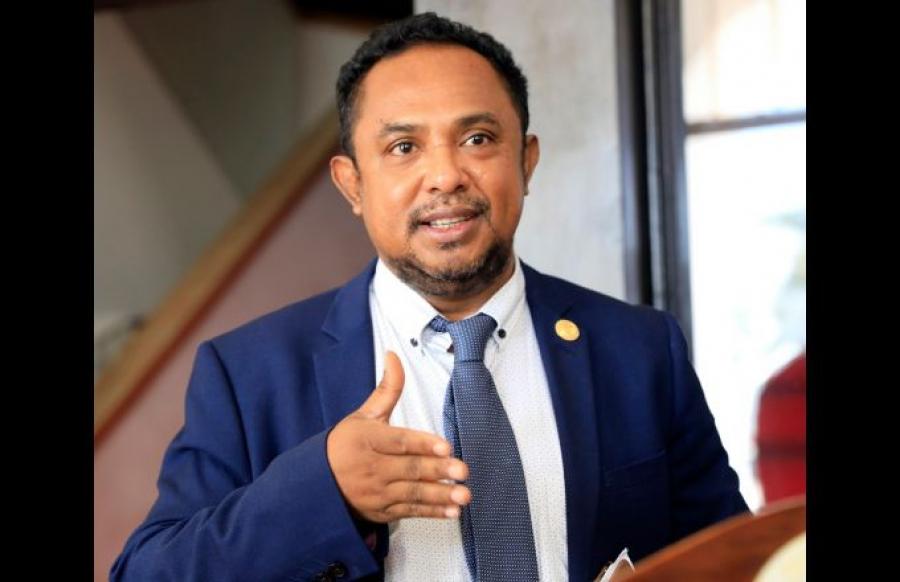 """Arsenio Bano Konfia Alkatiri """"Lori Ró Haksolok Mai Timor-Leste"""""""