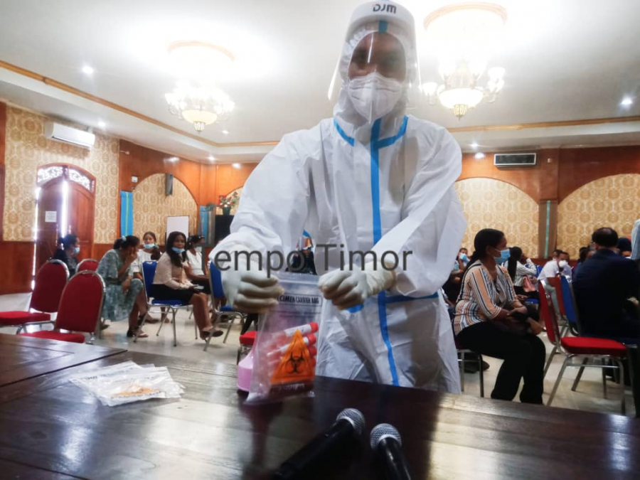 East Timor's capital city reports 16 new covid-cases