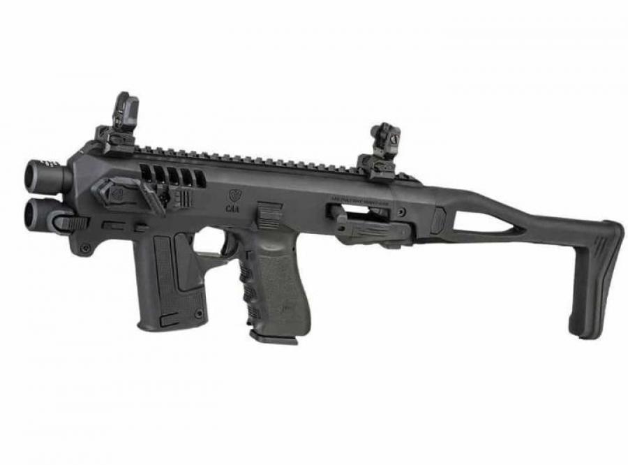 Intrega Pistola ba Polisia-Militar, PSIK Tenke Uza Kakutak Laos Kilat