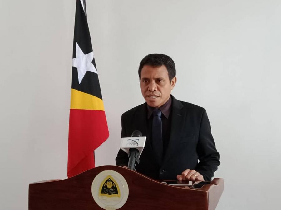 Abílio Mausoko sai PA Munisípiu Dili Seidauk Serteza