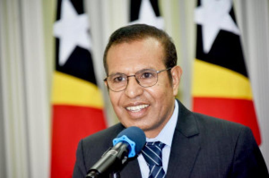 PM Taur Deklara Governu Hamamar Konfinamentu Obrigatóriau
