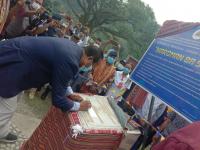 MAPKomS Lansa Programa Naroman ba Suku iha Dato-Tolu