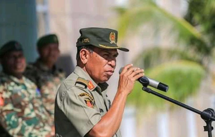 Hari'i Bairu Militar, Coliati Husu Komunidade Labele Laran Susar