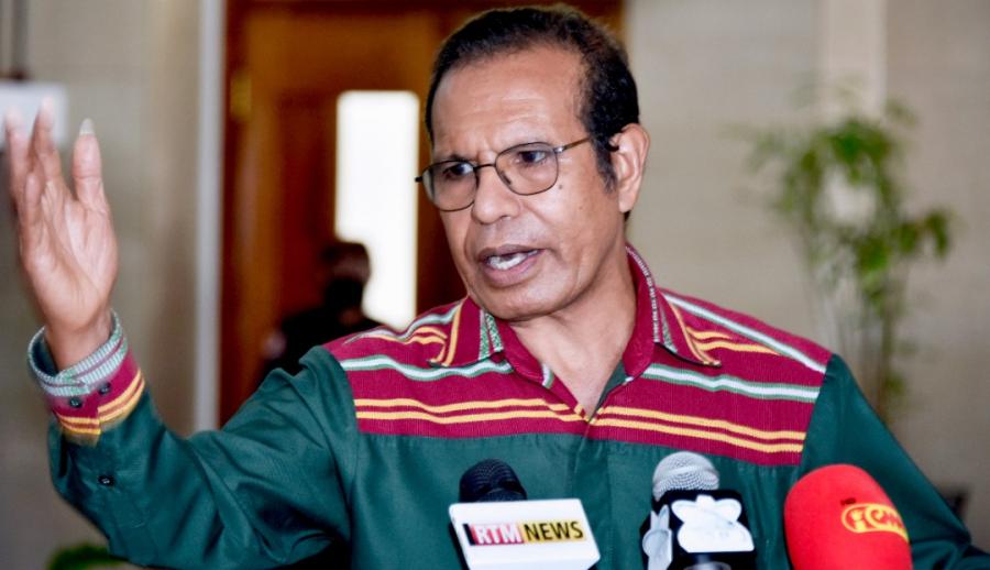 PM Taur Orienta Komandu PNTL Dezarma Membru Tiru Sidadaun Na'in-3