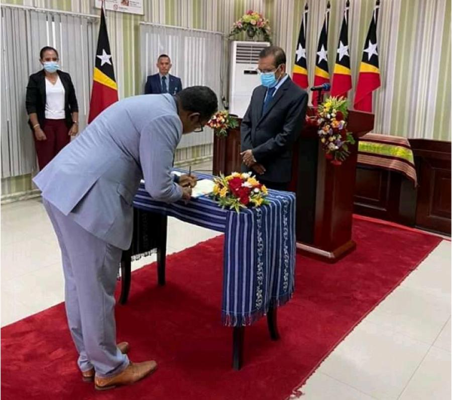 PM Taur: Iha Oekusse Laiha CNRT, FRETILIN, PLP, KHUNTO