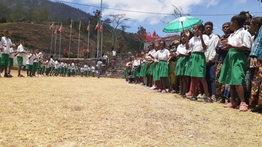 Fidélis: Possibilidade Taka Provizóriu Eskola Iha Timor Laran Tomak
