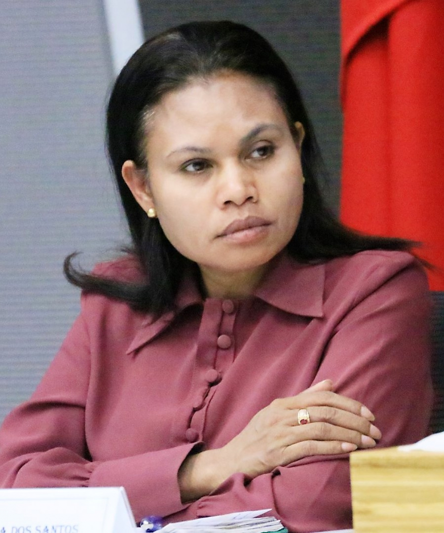Kandidata-An ba PR, PM Taur Tenke Suspende Armanda Berta
