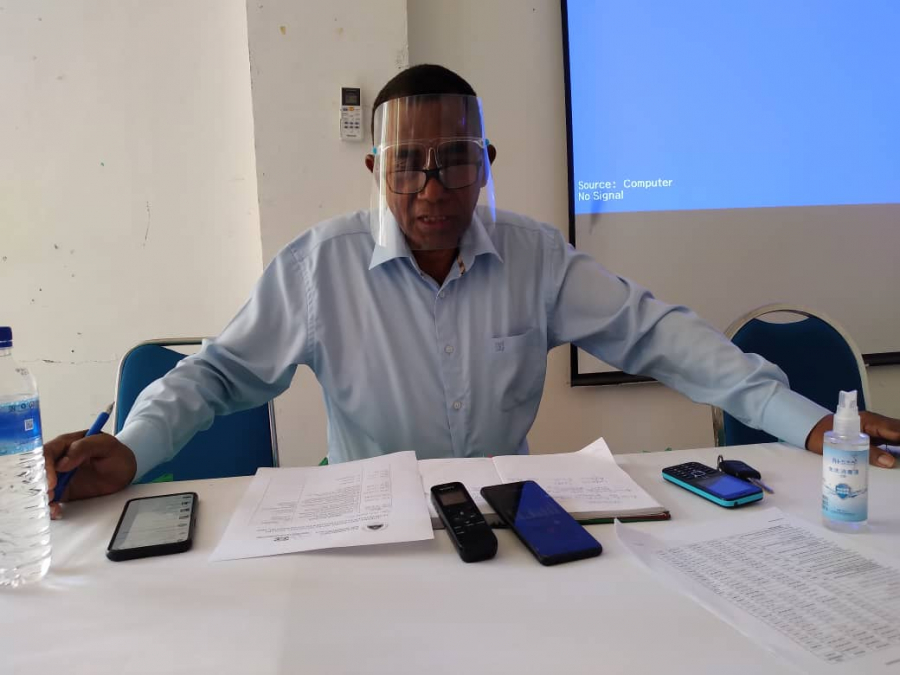 Autoridade Bobonaro Hahú Elabora Planu OJE 2022