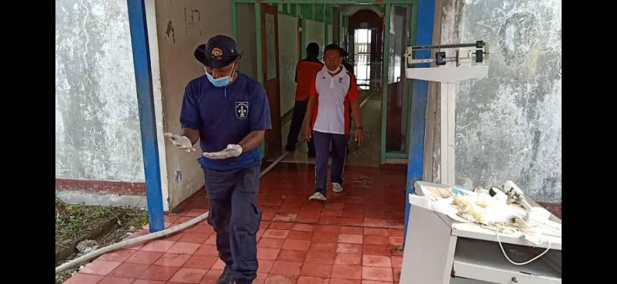 Ospital Antigu Baukau sai Fatin Kuarentena Covid-19