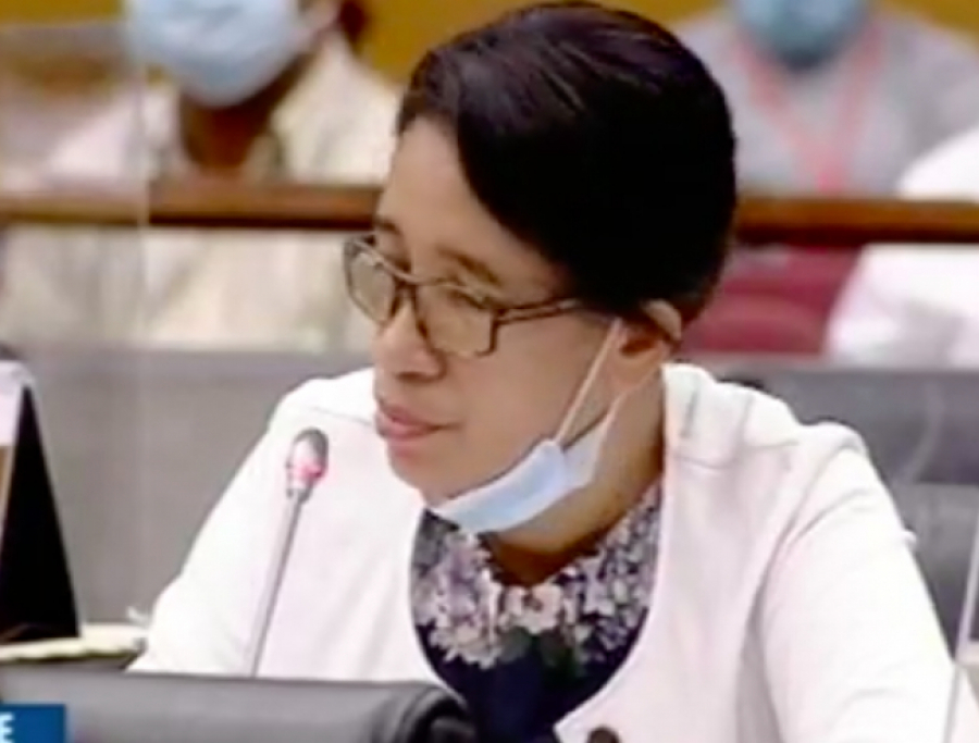 Deputada CNRT 'Hotar' Olinda: Idade Besik Ona, Labele Estraga Klamar