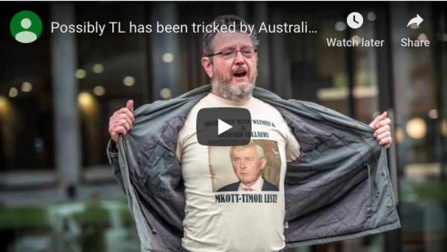 Iha possiblidade katak Australia uja ona tacticka bosok ona Timor