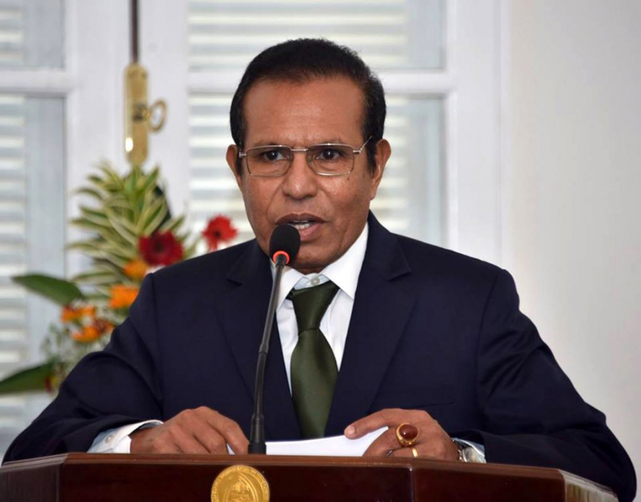 Governu Aplika SS Iha Ermera, PM Taur Husu Sidadaun Simu Vasina