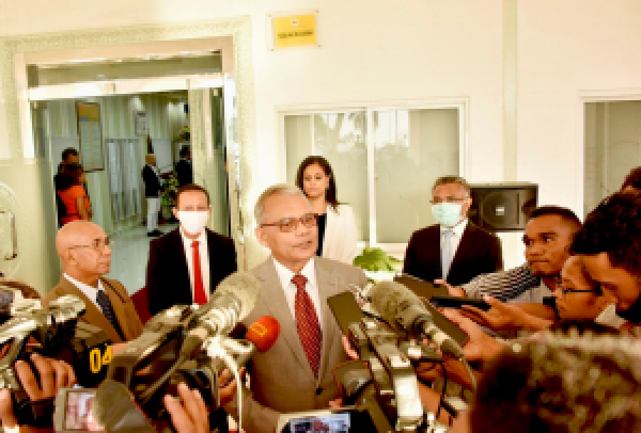 MF Indizitadu Rui Gomes Hasoru Antisipada PM TMR