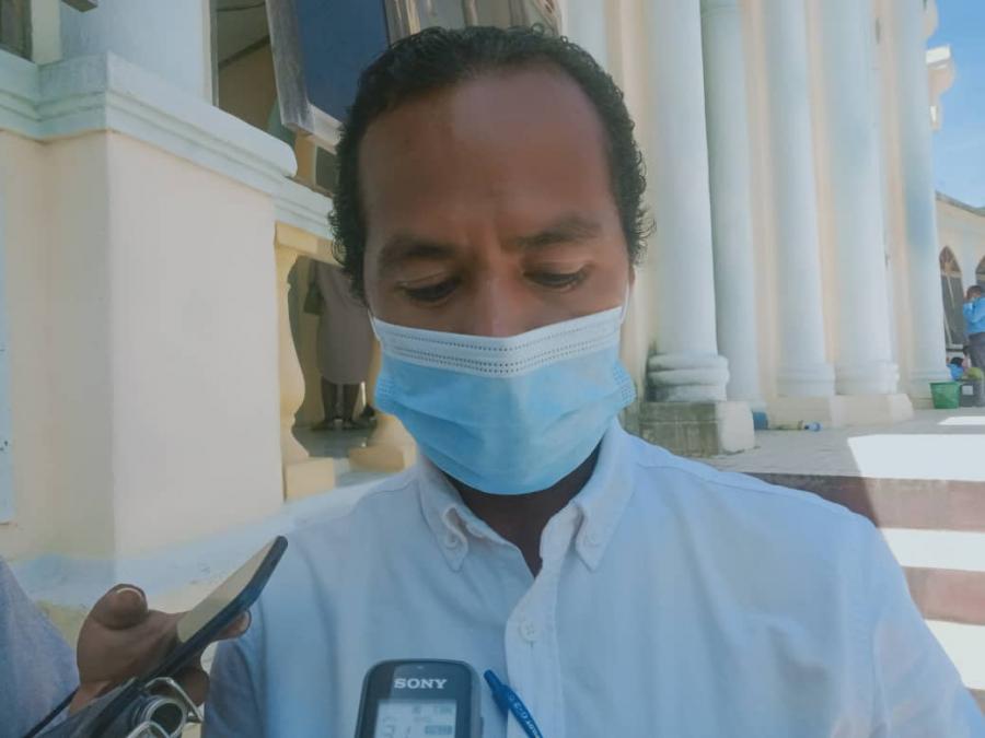 SEPS Apoiu Ona Vítima Dezastre Natural Uma Ka'in 210 iha Baukau