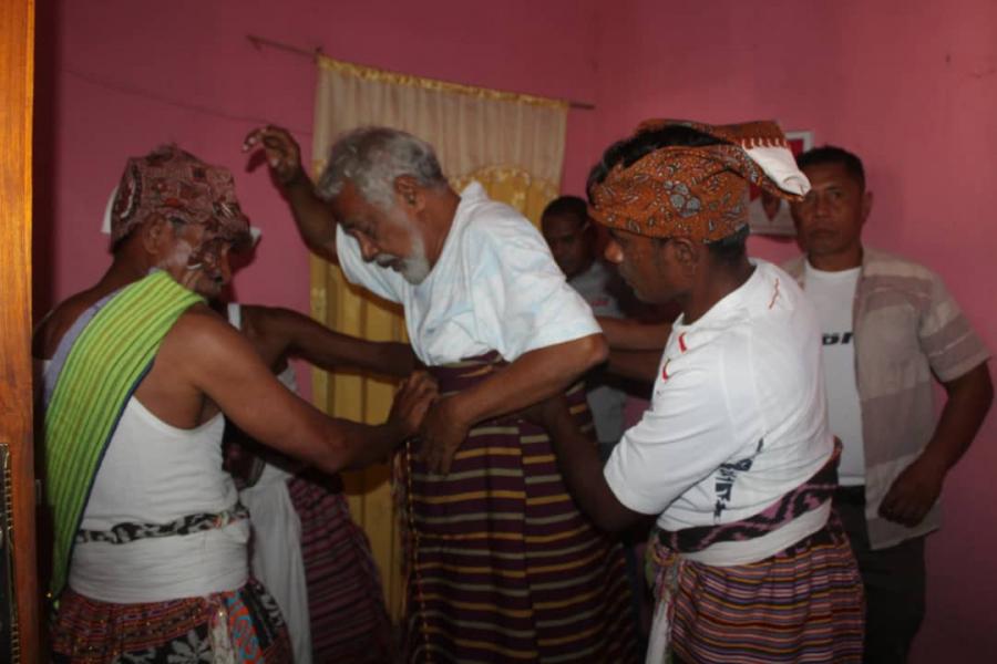 Komunidade Manatutu Simu Xanana ho Lisan Uma-Fatuk