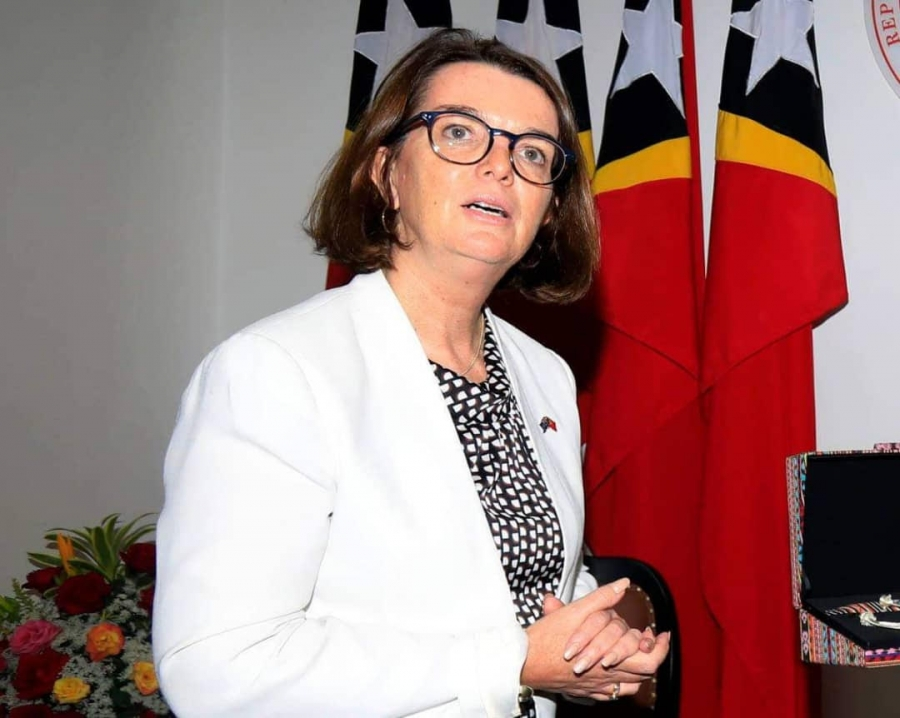 Assistant Minister for International Development and the Pacific, Senator Anne Ruston, visit Timor-Leste.