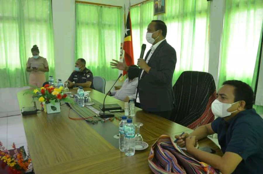 MAPKomS Realiza Kampaña Vasinasaun Covid-19 Iha Manatutu