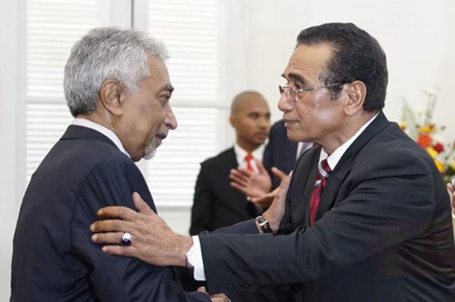 "Alkatiri: ""PR Labele Veta Tratadu Tasi Timor"""