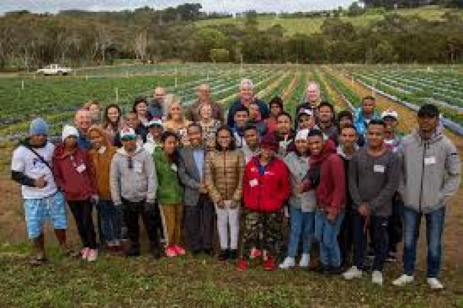 Australia Hahú Anúnsia Rekrutamentu Foun ba Traballadór TL