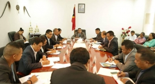 East Timor Minister of Justice, Cárceres Interview Part I: I am here to work, Not just to add Minister's Position Number