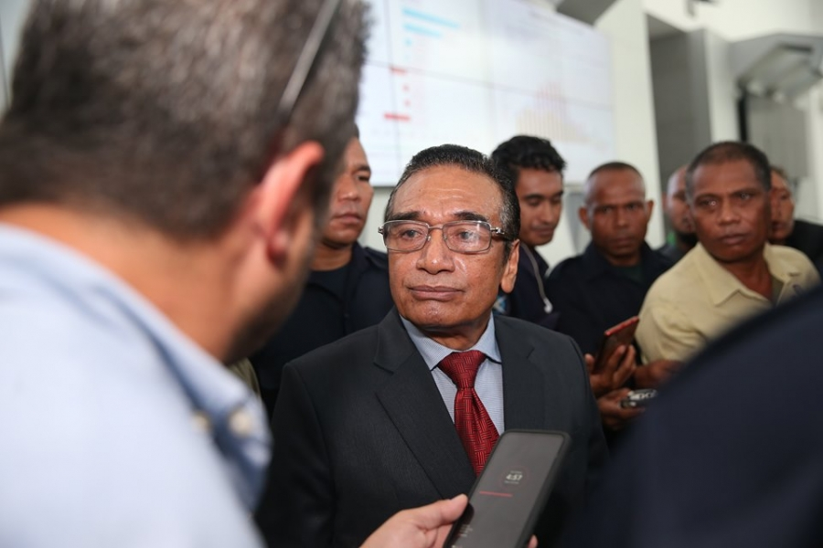 PR Lú Olo Nafatin Fó Fiar PM Taur Lidera Governu