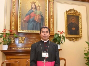 Dom Vergilio do Carmo da silva, SDB Archbishop of East Timor