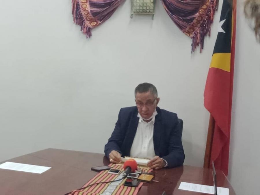 Ohin Vise PPN 'Baku Tohar' Arão Nia Kadeira