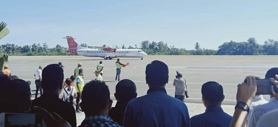Trans Nusa starts flying Dili-Kupang.