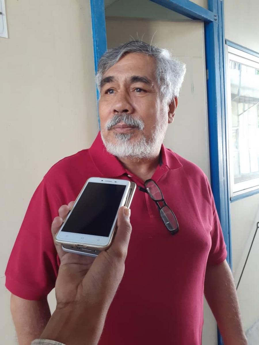 Descanse Em Paz, Deputadu Gilman Dos Santos