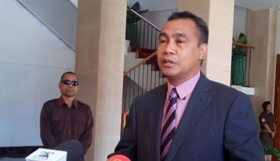 Tribunál Rekursu Bandu Partidu Fitun no Os Verdes Hala'o Atividade Polítika